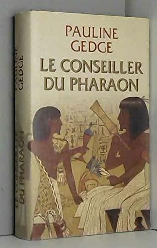 9782298054620: Le conseiller du pharaon