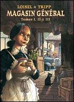 9782298058192: Magasin Général, intégrale de tomes 1 à 7 en trois volumes.