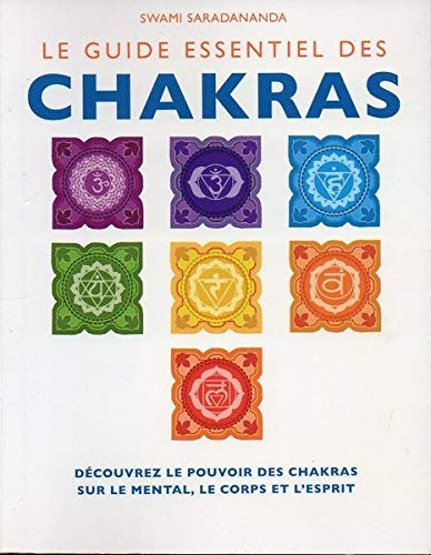9782298067057: Le guide essentiel des chakras