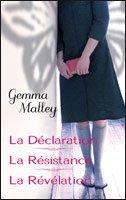 9782298069174: La Déclaration / La Résistance / La Révélation