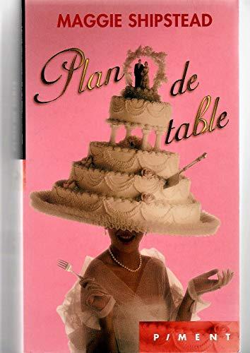 9782298070927: Plan de table