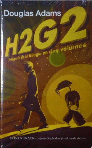 9782298072587: H2G2 INTEGRALE TRILOGIE