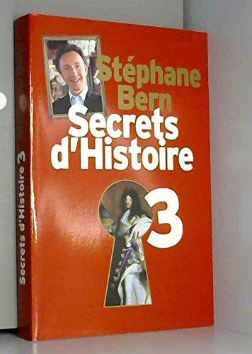9782298073799: Secrets d'histoire 3
