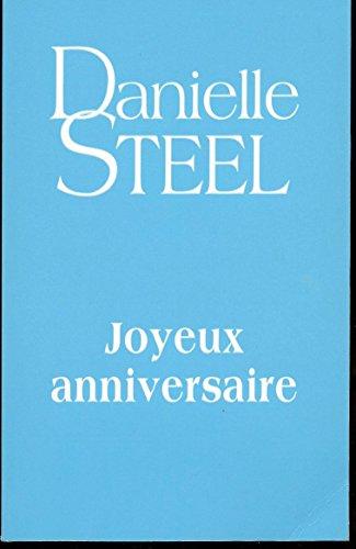 9782298077155 Joyeux Anniversaire Abebooks Danielle Steel