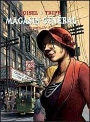 9782298101607: Magasin Général, intégrale de tomes 1 à 9 en 4 volumes.