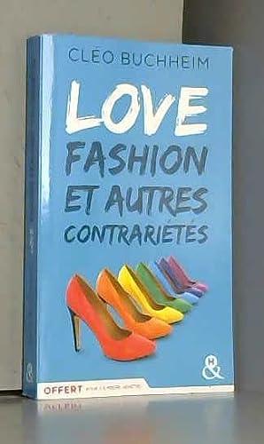 9782298101751: Love, fashion et autres contrariétés