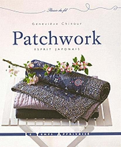 9782299000367: Patchwork : Esprit japonais