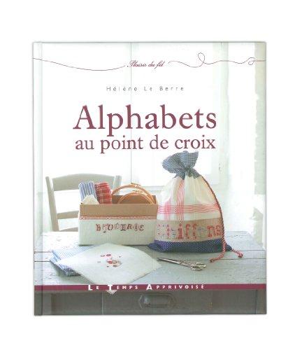 9782299001159: Alphabets au point de croix