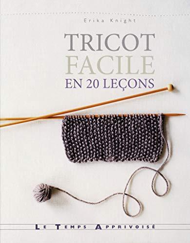 9782299001364: TRICOT FACILE EN 20 LECONS