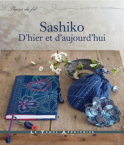 9782299001685: Sashiko d'hier et d'aujourd'hui