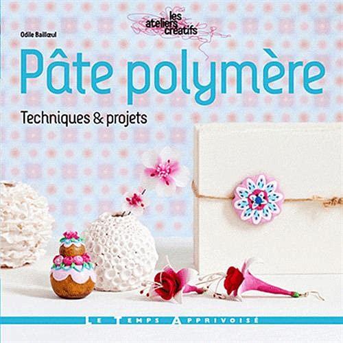 pate polymere - techniques et projets: Odile Bailloeul