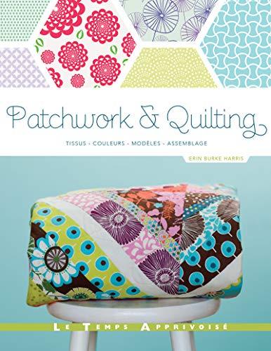 Patchwork & quilting: Erin Burke Harris