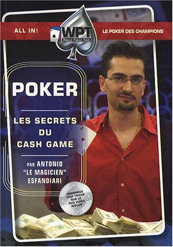 9782300011085: Les secrets du cash game poker (1DVD)
