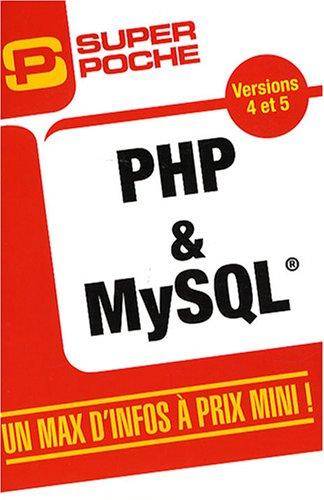 9782300013218: PHP et MySQL