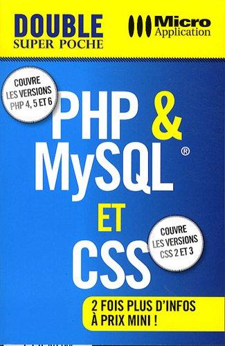 9782300017599: PHP & MySQL et CSS