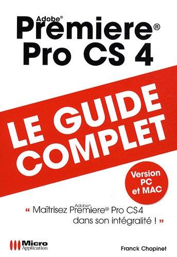 9782300017636: Pemiere Pro CS4