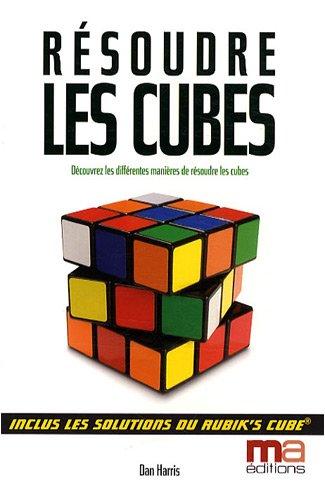 9782300018367: Résoudre les cubes : Un guide simple, étape par étape