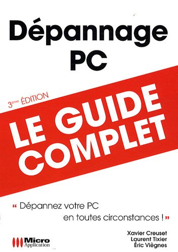 9782300022067: Dépannage PC (French Edition)