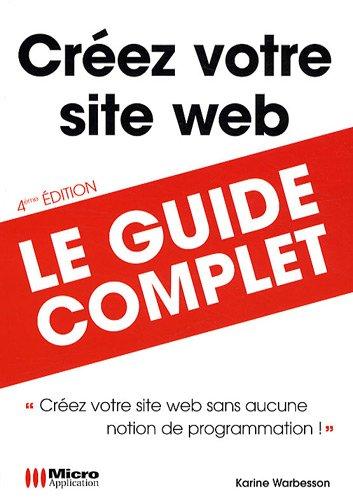 9782300022074: Créez votre site web