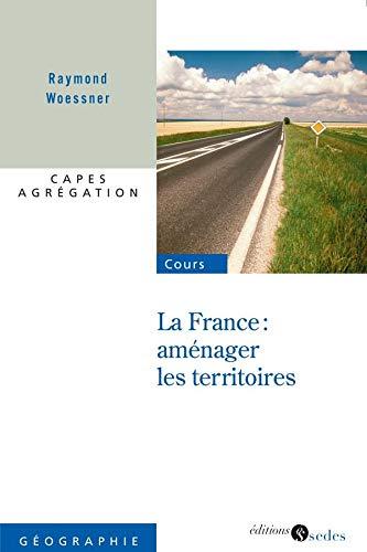 9782301000422: France : aménager les territoires