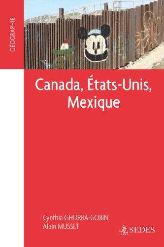 9782301001511: Canada, Etats-Unis, Mexique: CAPES - Agrégation