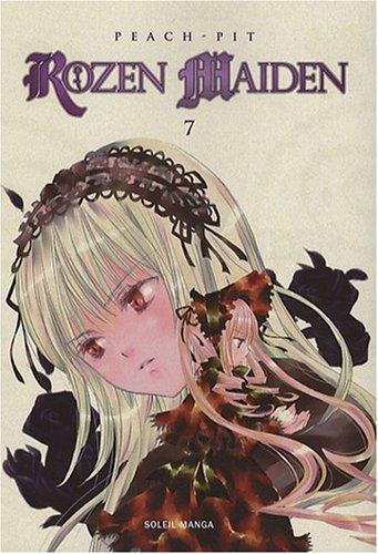 9782302000520: Rozen Maiden, Tome 7 :