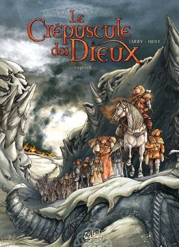 9782302000544: Le Crépuscule des Dieux, Tome 2 : Siegfried