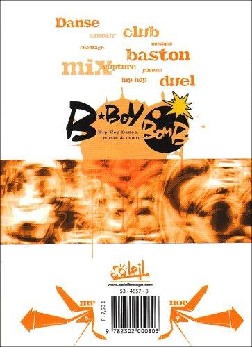 9782302000803: B-Boy Bomb, Tome 6 :