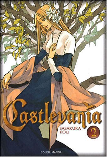 9782302000834: Castlevania, Tome 2 : (Soleil manga)