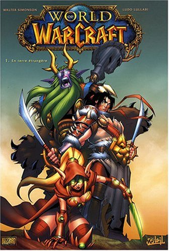 9782302001572: World of Warcraft, Tome 1 (French Edition)