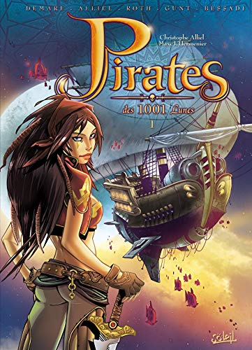 PIRATES DES 1001 LUNES T01: ALLIEL CHRISTOPHE