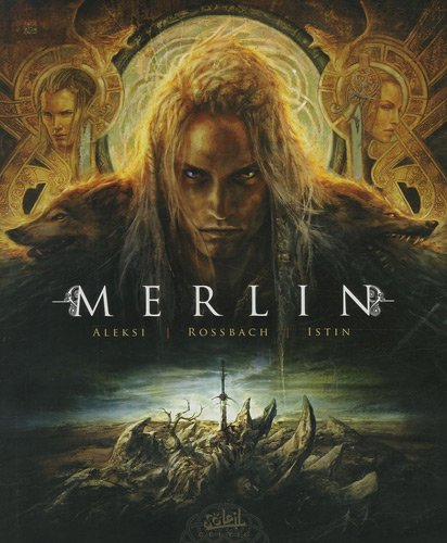 9782302003385: Merlin (Soleil Celtic)