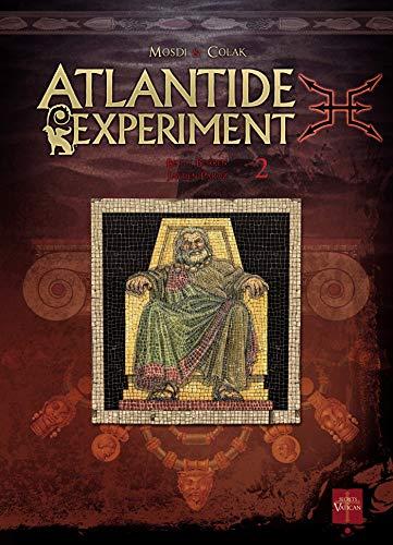 ATLANTIDE EXPERIMENT T02 : BETTY BORREN JAYDEN PA ROZ: MOSDI THOMAS