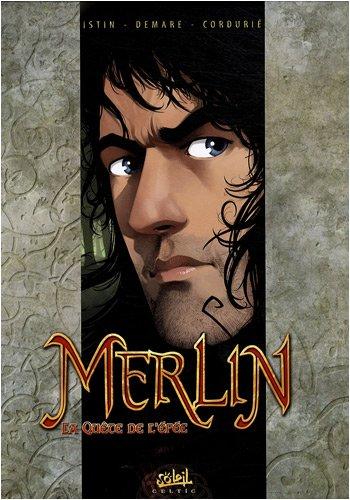 Merlin La quête de l'épée : Coffret en 3 volumes (French Edition): ...