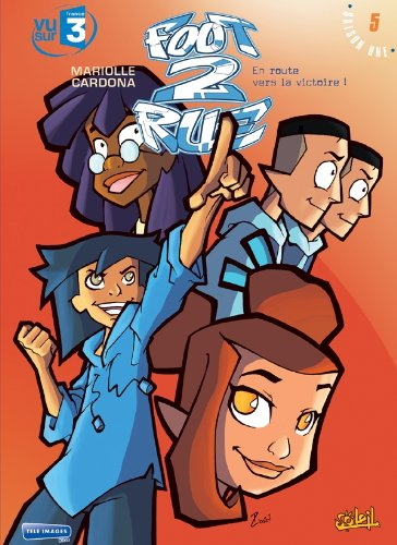 9782302003477: Foot 2 Rue, Tome 5 (French Edition)