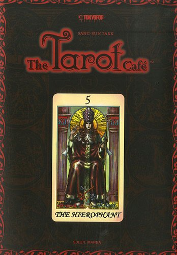9782302004085: The Tarot Cafe, Tome 5