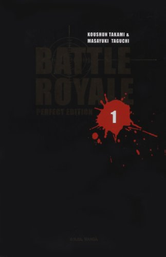 9782302004313: Battle Royale, Perfect Edition, tom
