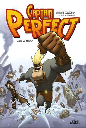 9782302004412: Captain Perfect, Tome 1 : Ultimate collection