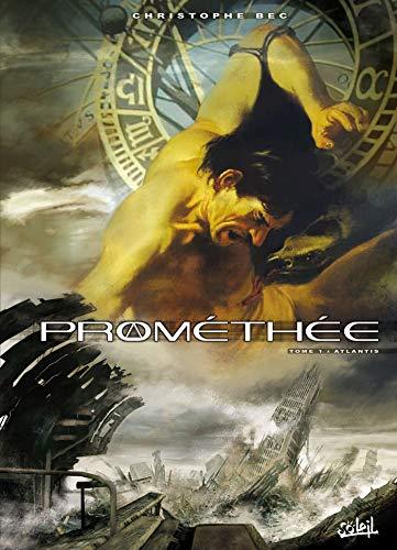 9782302004429: Prométhée, Tome 1 : Atlantis