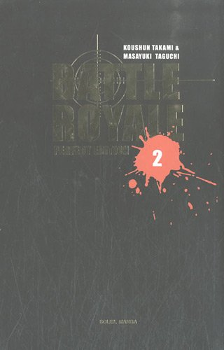 9782302004498: Battle Royale, Tome 2 : Perfect Edition