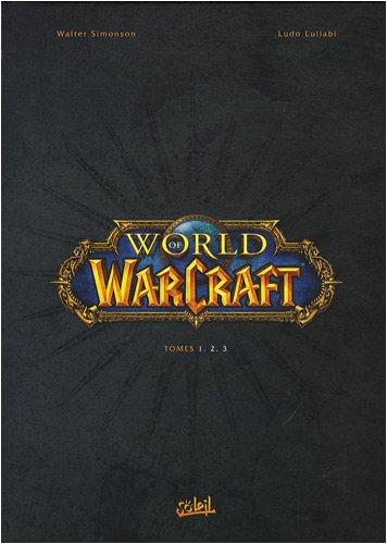9782302004634: Coffret World of Warcraft (T01 à T03)