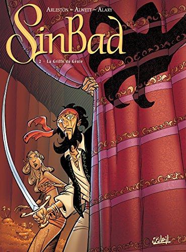 Sinbad, Tome 2: La griffe du génie (2302006542) by Pierre Alary
