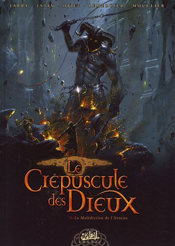 9782302006577: Le Crépuscule des Dieux, Tome 0 : La Malédiction de l'Anneau