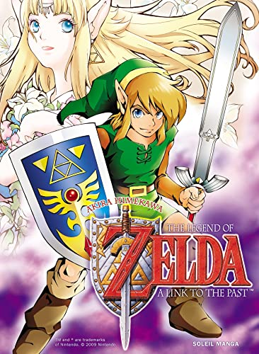 9782302006843: Zelda : A Link to the Past