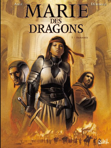 9782302007970: Marie des dragons, Tome 1 (French Edition)