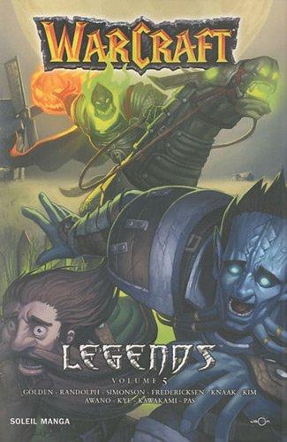 9782302008403: Warcraft Legends, Tome 5 : L'apprentissage d'une sorcière : 2e partie