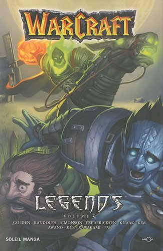 9782302008403: Warcraft Legends Vol.5