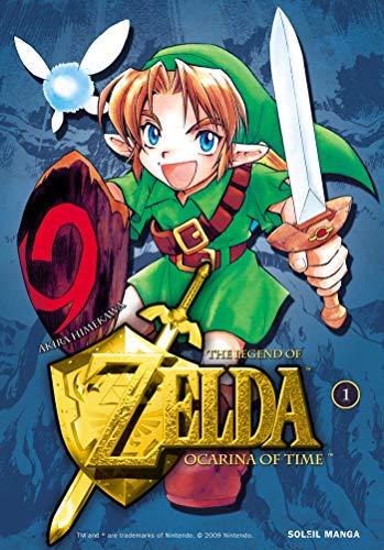 9782302008434: Zelda - Ocarina of time Vol.1
