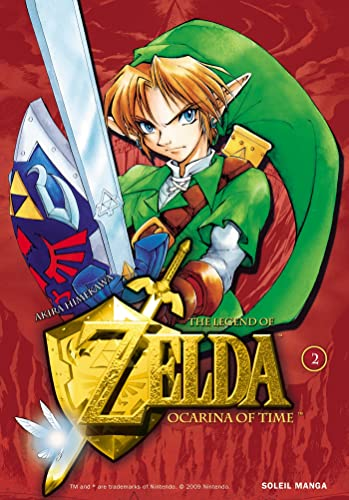 9782302008441: The Legend of Zelda, Tome 2