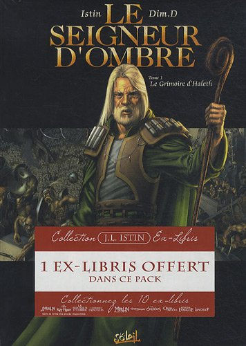 9782302008670: Le Seigneur d'Ombre T01 Op Istin (French Edition)